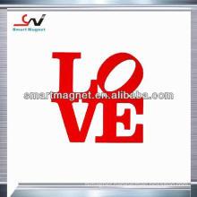 2013 hot sale customized pvc car magnet