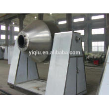Metal oxide powder double tapered vacuum drying equipment