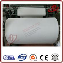 Meio transportador de fluidização pneumático, o tipo tecido correia Airslide tecido