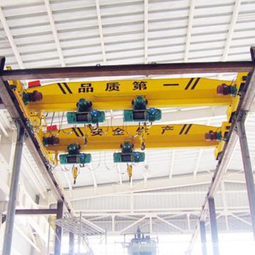 Grue de grue de Monrail de la technologie Champion 10 tonnes