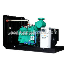 Small gas turbine generator
