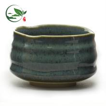 Green Tea Cup Yunomi Chawan Japanese Tea Cup Tazón de té japonés