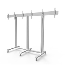 """Video Wall Stand 3 Screens 40-55"""" (1*3) (AW 300)"""