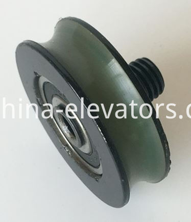 Door Hanger Roller for ThyssenKrupp elevators 48*14*6200