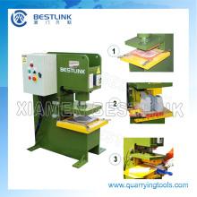 Beliebteste Granit Pflasterstein Stamping Machine