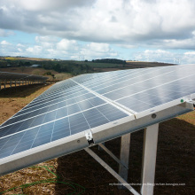 Kit de montaje de panel solar de montaje solar de tierra