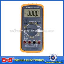 Multímetro DT5803 de 4 1/2 dígitos con prueba de capacitancia de zumbador de frecuencia