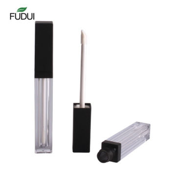 Lip Gloss Packaging Box Black Tube In Stock