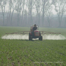 200-1000L tractor mounted boom sprayer
