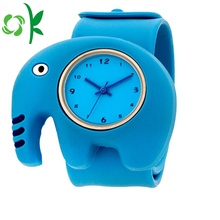 Cartoon Animal Shape Silicone Watch Band Tát Bracelet
