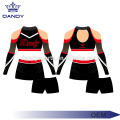 Hot Sale Varsity Cheer Uniformen voor de jeugd
