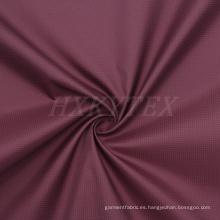 Rodillo impreso con tejido de poliéster de cheques para la chaqueta o camisa