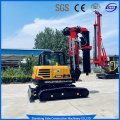 crawler type  DR-60 drilling rig small