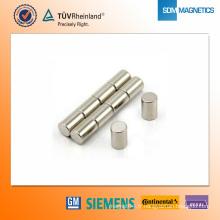 Aimant Nodymium D8 * 12mm N42