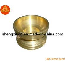 Peças de cobre do torno do torno do CNC (SX232)