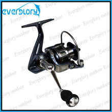 Slim and Fashion Body Spinning Reel with CNC Process Spool