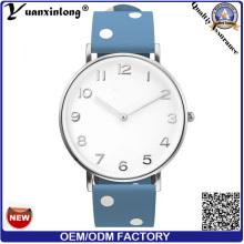 Моде дамы часы роскошь повелительницы платье часы кварц кожа пятно рекламных новые часы OEM Custom часы