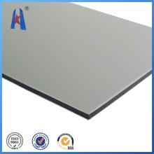 Nano Aluminio Ccomposite Panel con PVDF recubierto