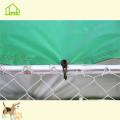 Клетка для собак с регулируемой крышей