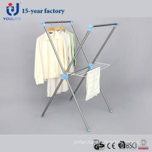 Stainless Steel X-Type Clothes Drying Hanger