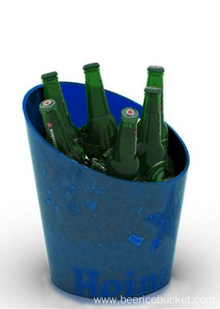 Cheap different specifications plastic ice bucket