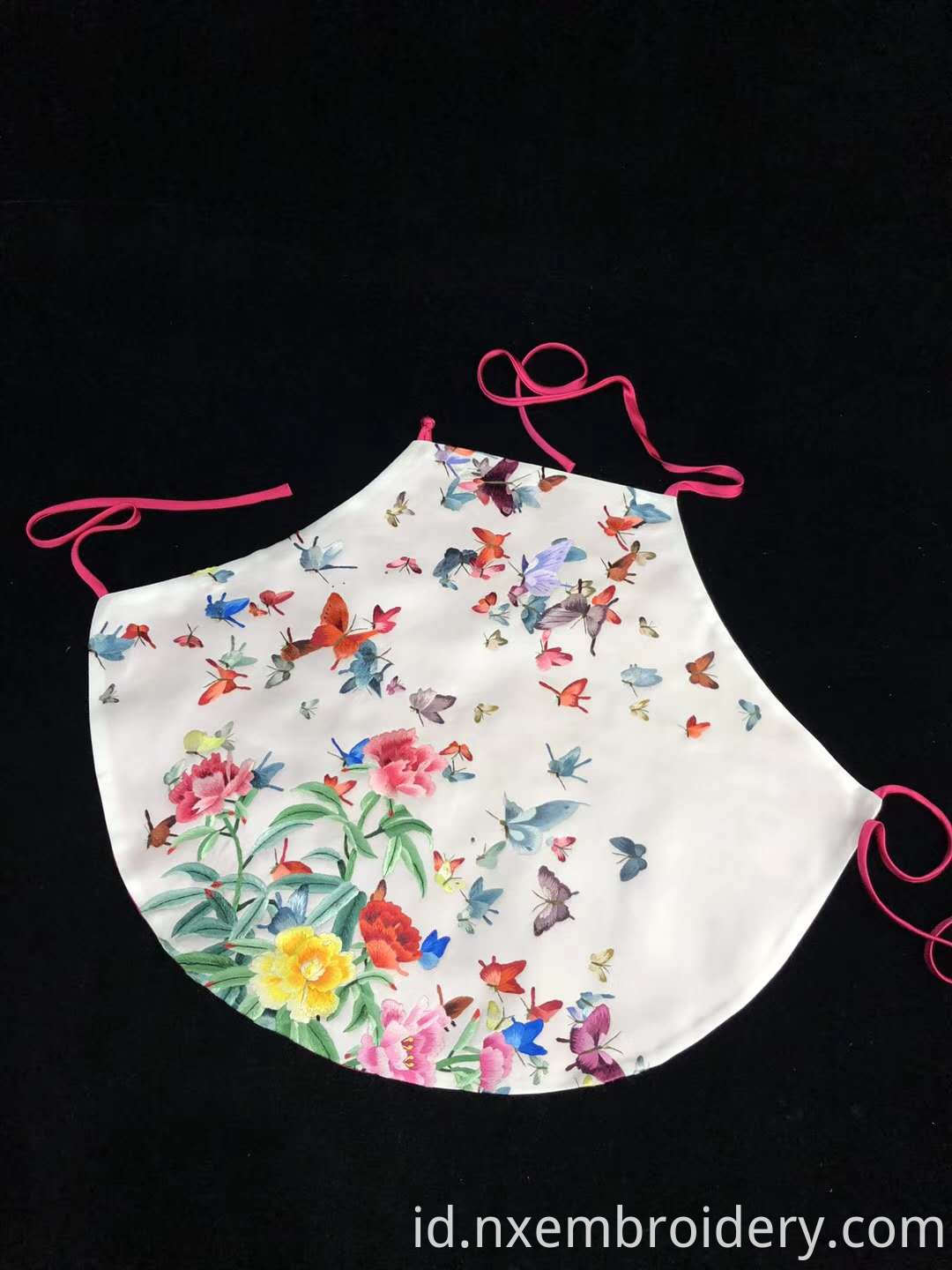 hand embroidered bellyband