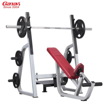 Peralatan Latihan Gym Incline Bench Press