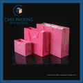 Pink Printing Gift Packing Shopping Carrier Bag (CMG-PGBB-007)