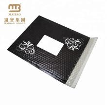 ПНД/ПВД/Поли+воздушного пузыря материал прочный почтоотправителя пузырь конверт черный
