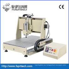 Máquina de enrutador CNC Máquina de grabado CNC giratoria (CNC6040GZ)