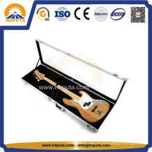 Estuche rígido de aluminio para guitarra / violín Ht-5215