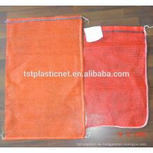 Brennholz Mesh Tasche Export nach UK