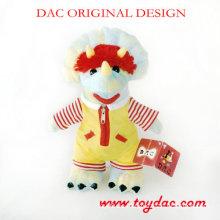 Gefüllte ursprüngliche Entwurfs-Karikatur-Puppe