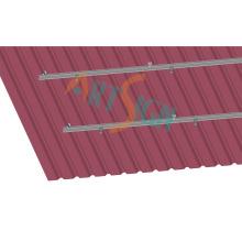Supports de toit à panneau solaire