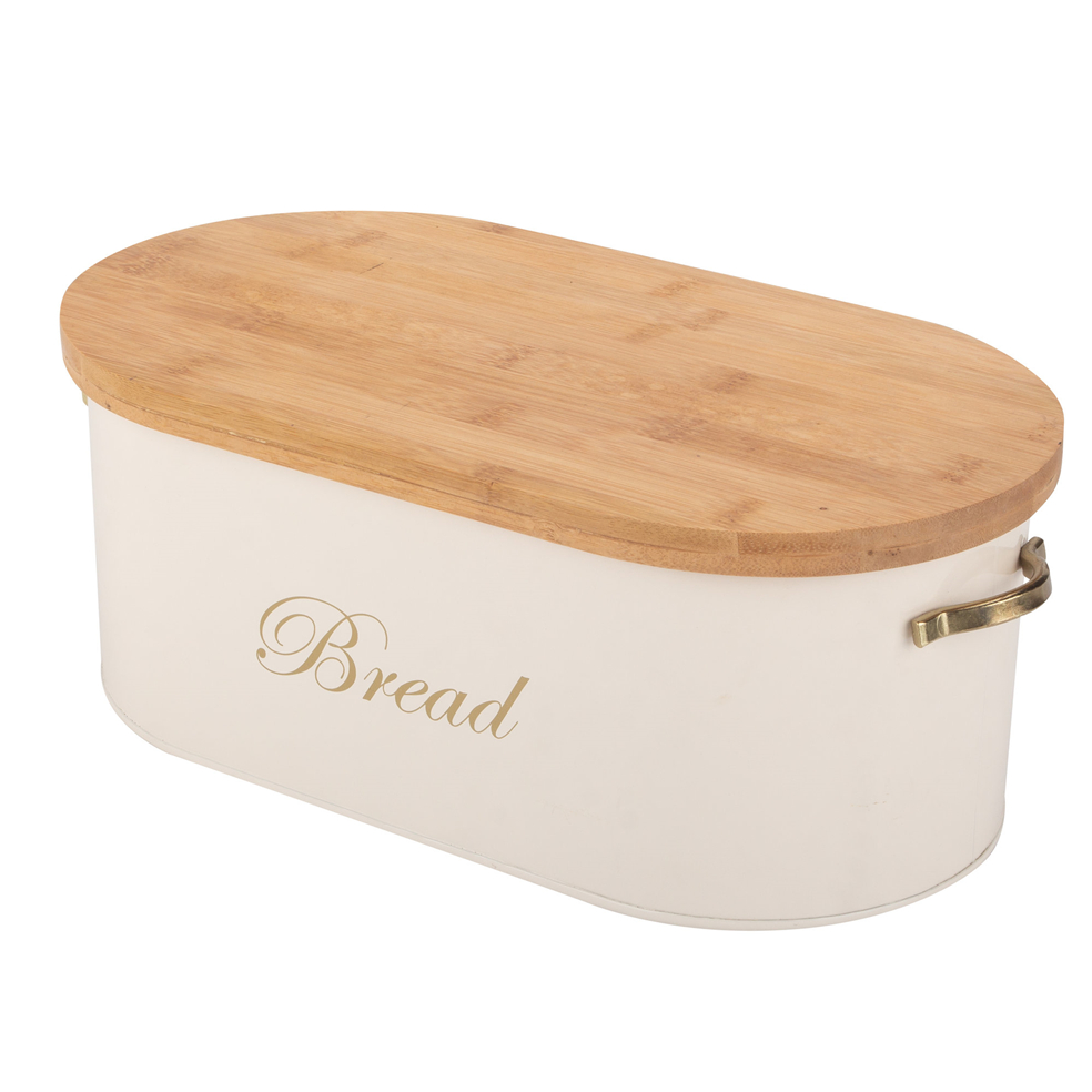 Bread Box Retro