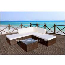 L-Modern Outdoor Möbel Wicker Sofa Gartenmöbel