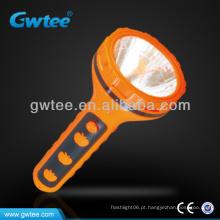 1.5W de alta potência EUA chip levou luz da tocha GT-8136