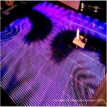 Pista de baile de video de alta calidad P20 LED para el evento de la etapa