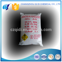 CAS NO.7727-54-0 preço de fábrica persulfato de amónio