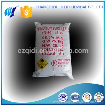 CAS NO.7727-54-0 precio de fábrica persulfato de amonio