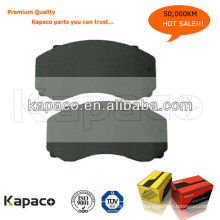 WVA29077 DAF Truck Brake Pads