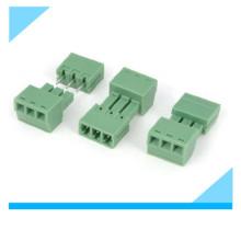 Conector do bloco terminal do Pin do passo 3 do parafuso 3.5mm do PWB