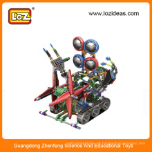 Loz elektronischen Gebäude Ziegel Spielzeug für Kinder