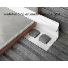 Coupe-carreaux en couleur argentée faite de matériaux en aluminium