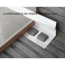 Trimmer de telha em cor prata feita por materiais de alumínio