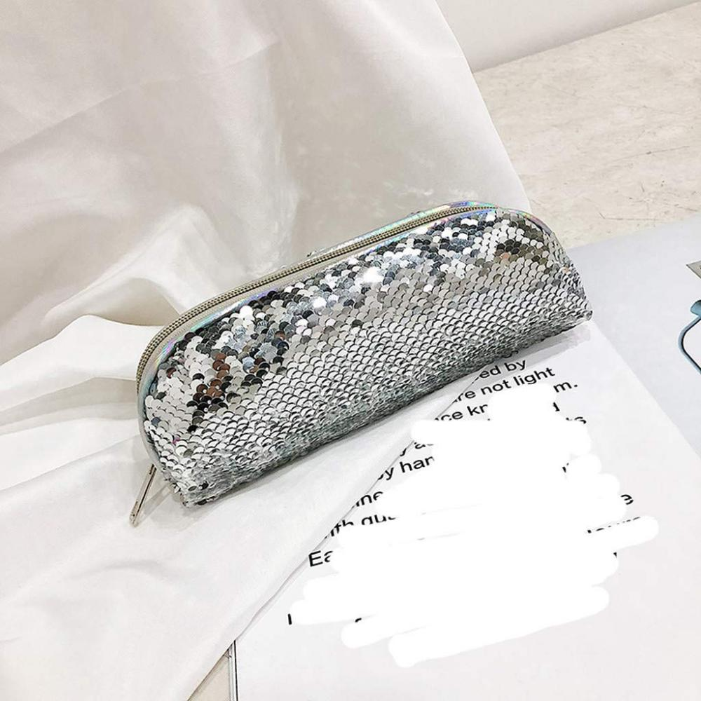 Color Changing Sequin Pencil Case 3
