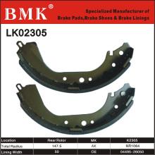 Fortschrittliche Qualitätsbremsbacke (K2305)