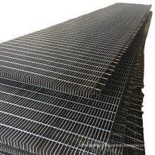 Heavy duty metal walk grate panel steel floor grates