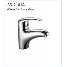 Bd2101A 40mm Zinc Body Single Lever Basin Faucet