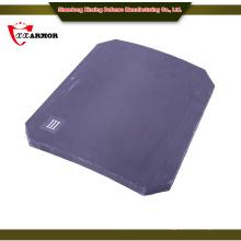 PE & AL2O3 NIJ Level III Keramik Verbundplatte